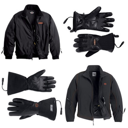 Basic Heated Motorcycle Clothing