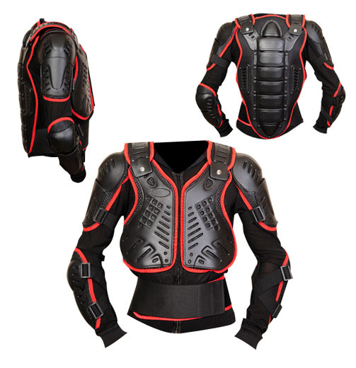 Body Armor Protective Gear For Motorcycles