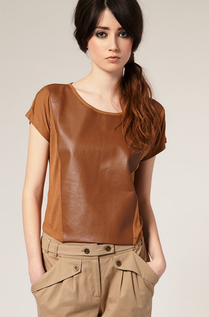 Brown Shirts For Women | Is Shirt