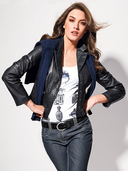 Buy Cheap Leather Blazer For Men and Women