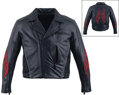 Cool Custom Leather Motorcycle Jackets