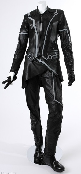 Cool Tron Legacy Motorcycle Suit