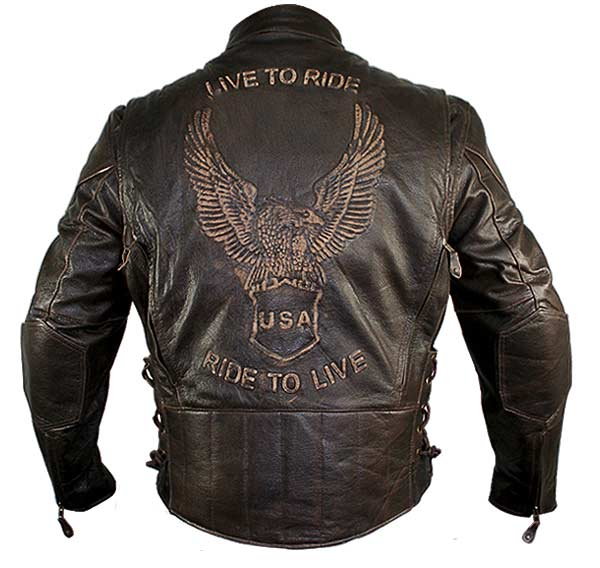 Cool Vintage Riding Jackets