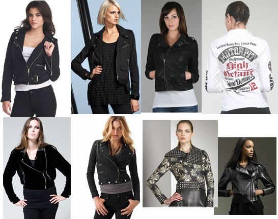 Different Styles of Motorcycle Riding Gear For Women