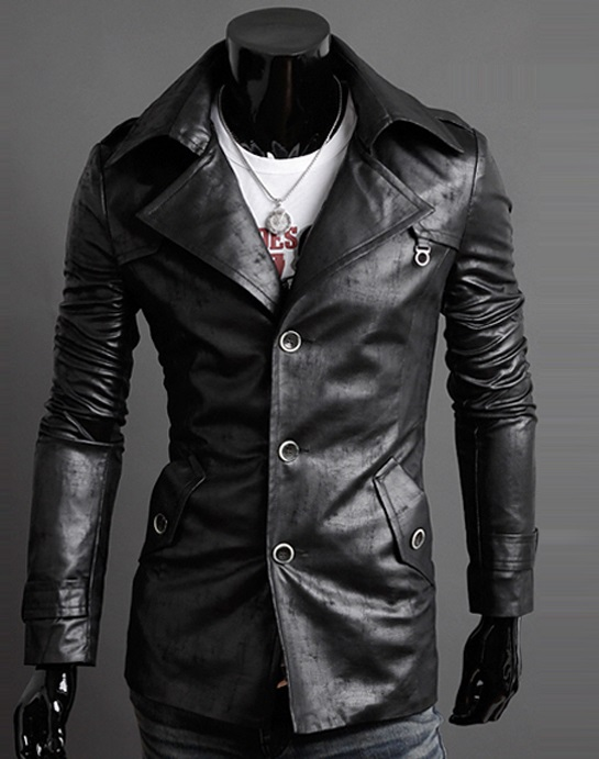 Fancy Vintage Motorcycle Jackets For Men