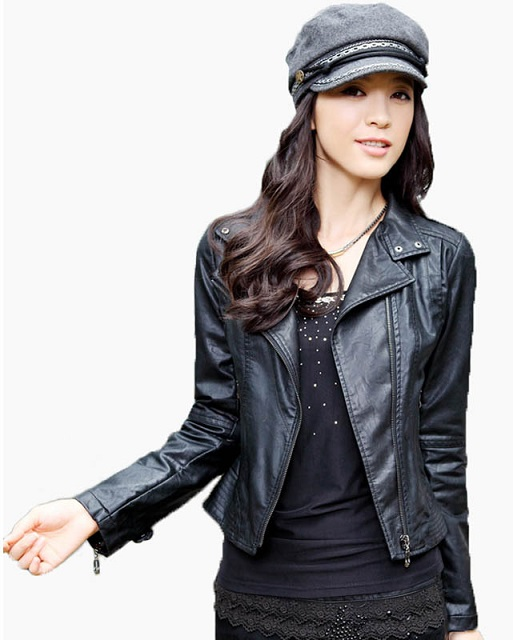 Funky Leather Clothing For Women
