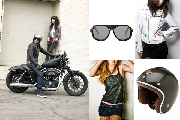 Harley Davidson Motorcycle Apparel For Women and Men