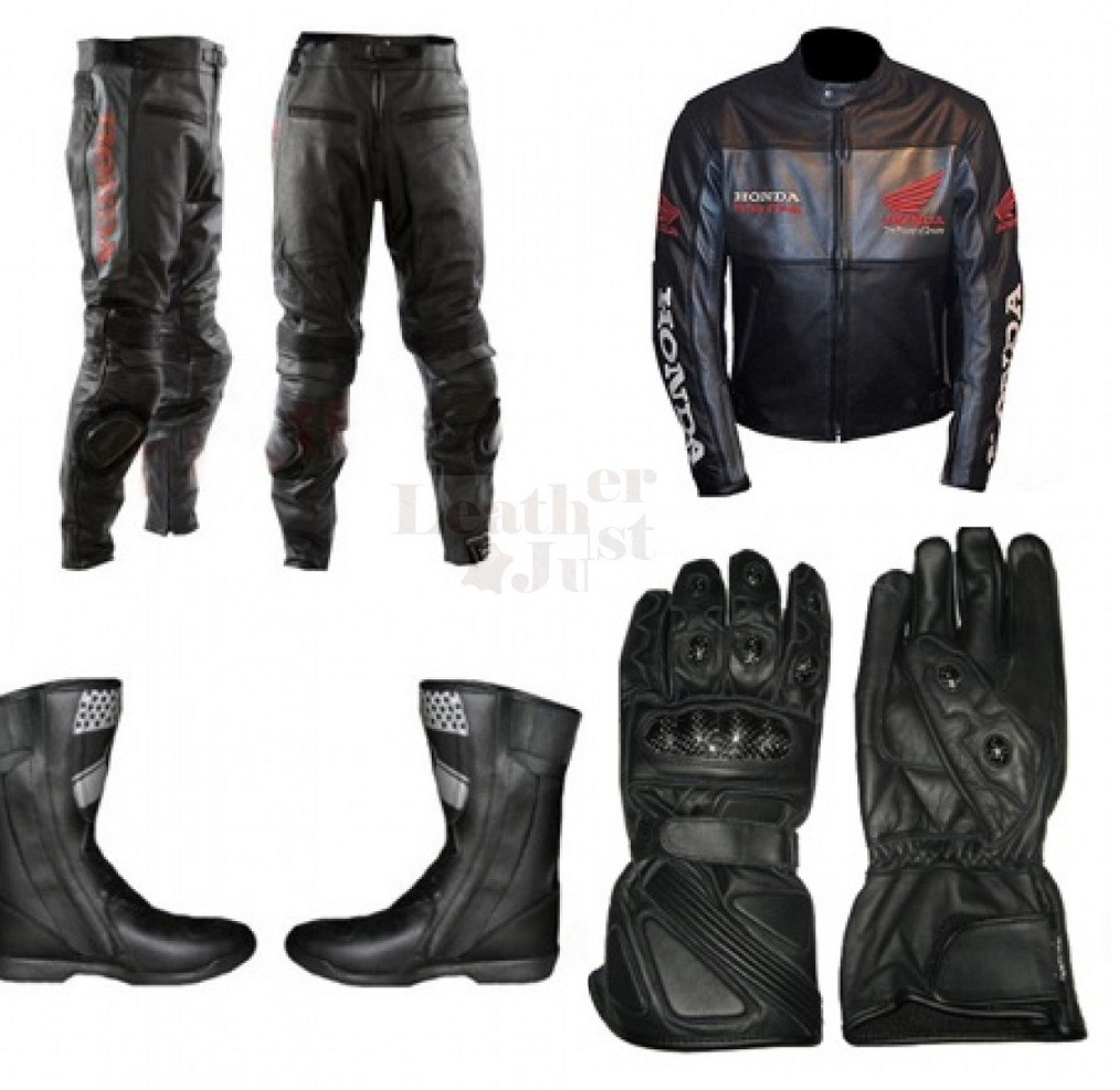 Honda Motorcycle Leather