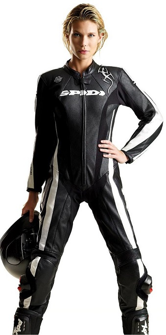 Hot Motorcycle Suit For Women