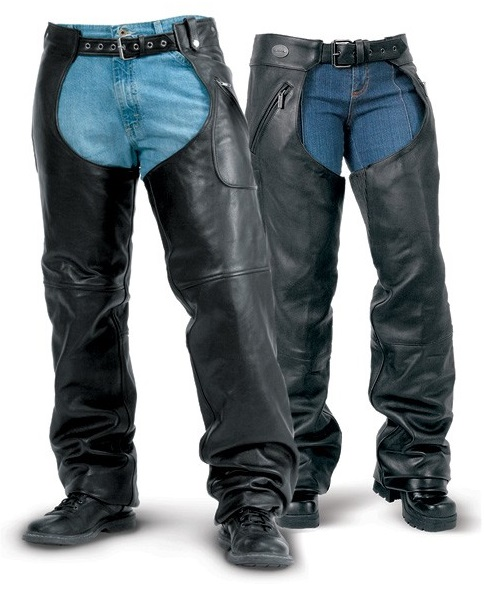Milwaukee Leather Gunslinger Motorcylce Chaps