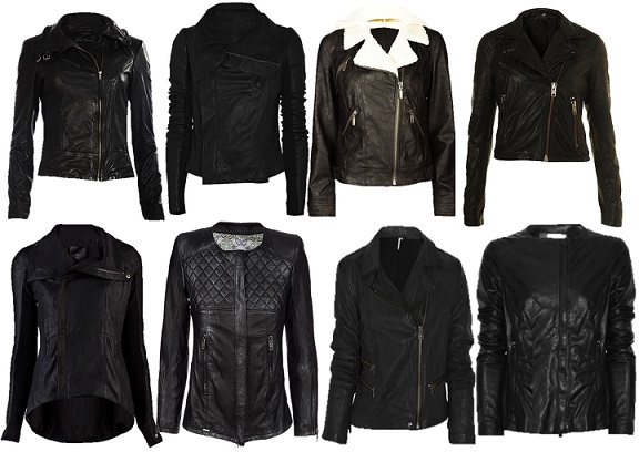 Most Trendy Cheap Leather Coats For Women