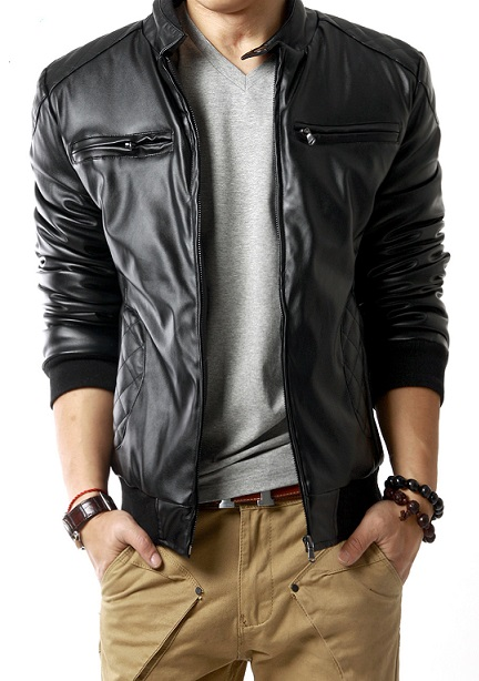 Most Trendy Mens Leather Coats