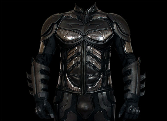 Universal Design Dark Knight Motorcycle Suit Replica