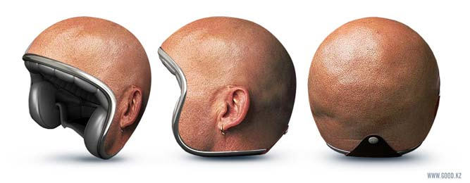 Very Cool Custom Motorcycle Helmets