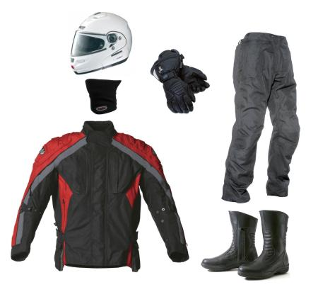 Winter Riding Cold Weather Motorcycle Riding Gear